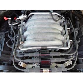 Motor Parcial Audi A4 2.8 V6 Gasolina 1996 - Zafaflex
