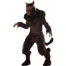 Disfraz Traje Del Hombre Lobo Deluxe