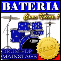 Bateria Acustica Pdp By Dw Mainstage Hardware Pack Serie 800