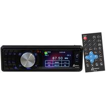 Auto Radio Tela 3 Pol Lenoxx 2601 Usb/mp3/mp4/cartão Sd