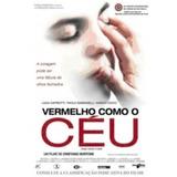 Dvd Vermelho Como O Ceu Orig-italiano-semi Novo