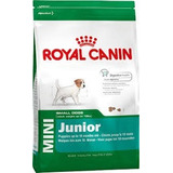 Alimento Balanceado Royal Canin Mini Junior X 15 Kg