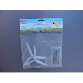 Helice 3 Pás Ep7035x3 7x3.5 Para Multicoptero E Aviões