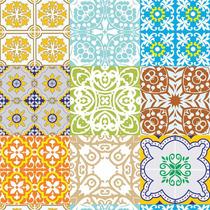 Papel De Parede Azulejo Português Cozinha Contact