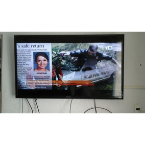 Tv Led 55 Sony Modelo Kdl-55ex640 Smart Tv Pantalla Edge Led