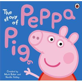 Kit Peppa Pig Com 80 Episódios 7 Dvds Desenho Infantil