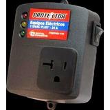 Protector Equipos Electricos Electronicos Tv Pc Laptop 110v
