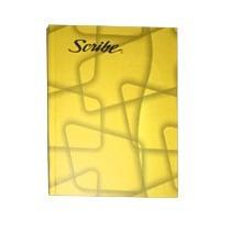 Cuaderno Pasta Dura, Forma Francesa R 96 Hojas Scribe