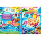 Dvd Barbie, Una Aventura De Sirenas 2
