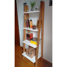 Bibliotecas en tres de febrero en mercado libre argentina for Estanterias estilo escandinavo