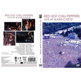 Red Hot Chili Peppers - Live At Slane Castle Dvd W