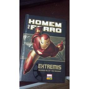 Encadernado Homem De Ferro Extremis