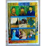 Tema Arte, Tchad Block Pinturas V. Van Gogh 2001 Mint L2771