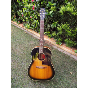 Violão Eletrico Gibson Chicago 35 Com Case