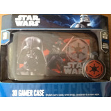 Estuche Star Wars 3d Darth Vader 3ds O Dsi