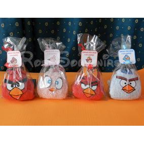 Angry Birds, Violetta, Cars, Doki Con Toallas Faciales!