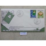 #7034# Envelope 1º Dia Circulação Serviços Especiais Ect!!!