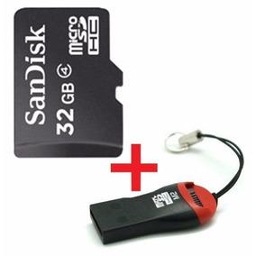 Original Cartão 32gb Super Brinde Micro Sd Memoria