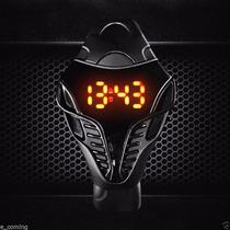 Precioso Y Moderno Reloj ,nuevo Modelo Futurista 2017