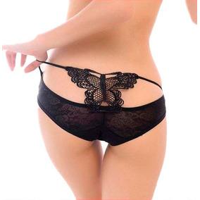 Tanga Mariposa Sexy, Encaje Mujer Sensual, Lenceria Erotica