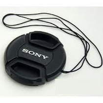 Tampa Original Sony 49mm Lc-49 Nex3 Nex5 Ne6 Nexf3 Ø49