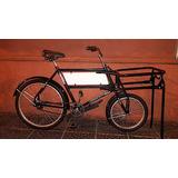 Bicicleta De Reparto Mas Grande!!