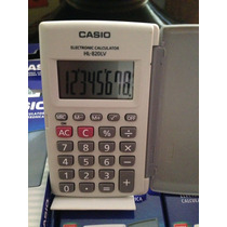 Calculadora Casio Hl-820lv 8 Digitos De Bolsillo