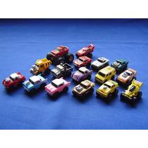 Micro Machines Coleccion Y Escenario !!