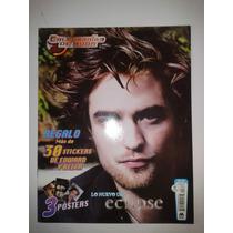 Revista Calcomanías De Moda Nº 40 Lo Nuevo De Eclipse Op4