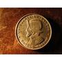 Moneda De Plata 900 Panama 1961 1/4 Un Cuarto De Balboa 2,5c