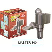 Bomba Submersa Master 300 L/h 220v Aquários Lagos E Fontes