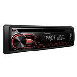 Radio Para Carro Pioneer Deh1850 Mixtrax, Usb, Aux Cd, Mp3