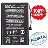 Bateria Bv-5jw Original Nokia Lumia 800 Nokia N9 Bv5jw