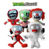 Peluches Plantas Vs Zombies Grandes 43cm !!!