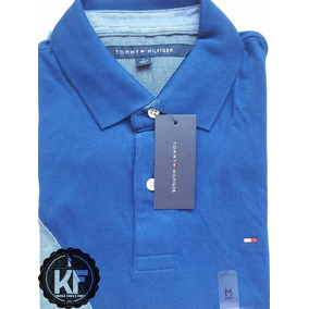 Camisa Polo Bandeira X Jeans Tommy Hilfiger Original