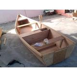4 Barcos De Pesca - Projeto Completo - Grátis - Madeira