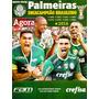 Poster Palmeiras Campeão Brasileiro 2016 = Agora 80x53 Novo!