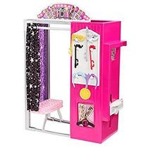 Juguete Barbie Quiosco Cabina De La Foto