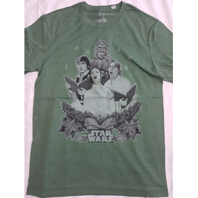 Playera Star Wars Navideña Old Navy Original
