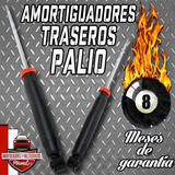 Amortiguador Trasero Fiat Palio / Siena Todos