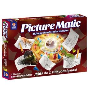 Picture Matic El Autentico Con Cubilete Automatico Original
