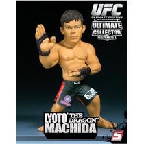Boneco Ufc Lyoto Machida - Novo, Original E Lacrado!