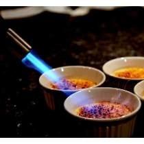 Maçarico Culinário À Gás Acendimento Automático Regulável