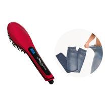 Escova Elétrica Alisadora Easy Brush Philco Premium + Calça