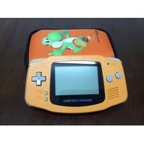 Game Boy Advanced Japones Orange Original !!!