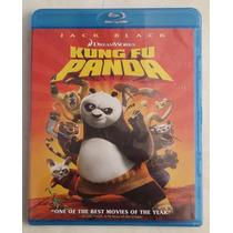 Bluray Kung Fu Panda Jack Black Nuevo
