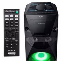 Equipo De Sonido Sony Mhc-v3 Negro 720wrms 7920wpmpo Control