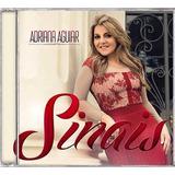 Cd + Playback Adriana Aguiar - Sinais (sony) A50