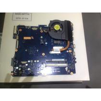 Placa Mãe Samsung Rv415 Amd C/ Processador E Cooler