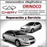 Manual De Taller Chery Orinoco En Español + Regalo